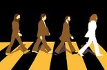 The-Beatles-walking