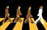 The-Beatles-walking