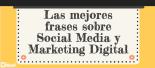 Infografía con las mejores frases de Social Media y Marketing Digital, by Rakel Felipe